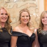 Staff and patrons at the Heart of Henry Awards